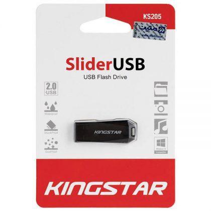 فلش مموری کینگ استار KINGSTAR KS205 16GB