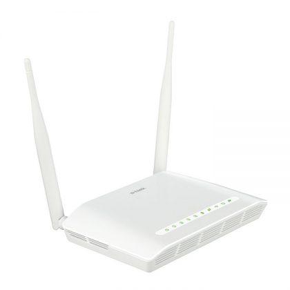 مودم روتر وایرلس دی لینک D-Link DSL-2750U Wireless N300