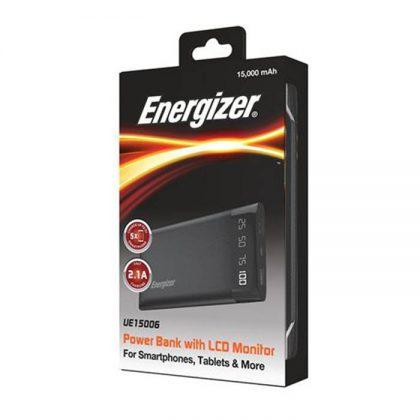 پاوربانک 15000 میلی آمپر انرجایزر Energizer UE15006 15000mAh