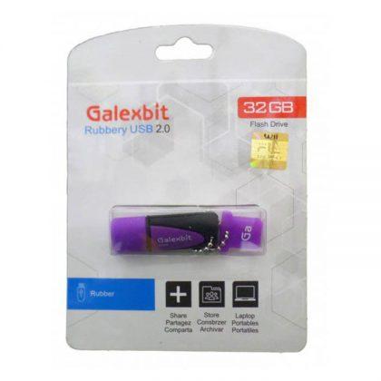 فلش مموری گلکسبیت Galexbit Rubbery 32GB