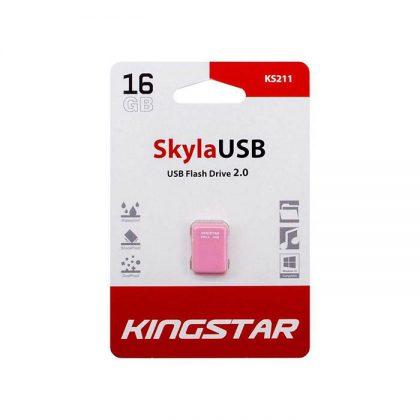 فلش مموری کینگ استار KingStar KS211 16GB