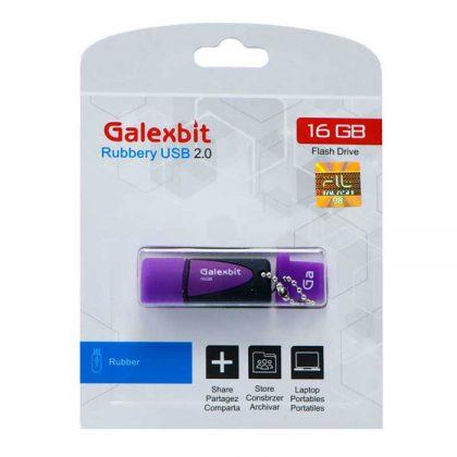 فلش مموری گلکسبیت Galexbit Rubbery 16GB