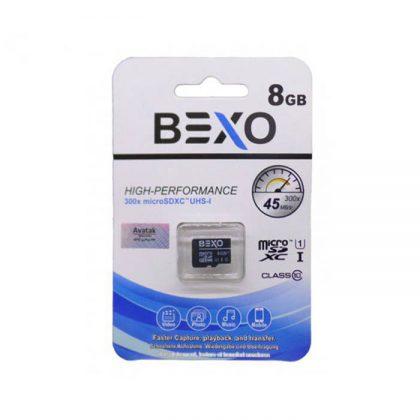 مموری میکرو BEXO Class10 45MB/s 8GB