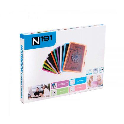 پایه خنک کننده لپ تاپ N191