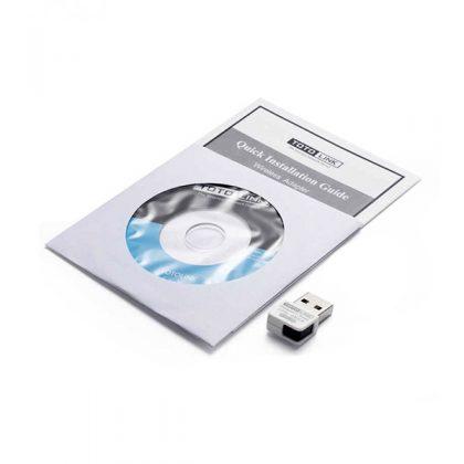 کارت شبکه بی سیم توتولینک TOTOLINK N150USM