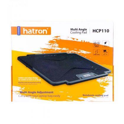 پایه خنک کننده لپ تاپ هترون Hatron HCP110