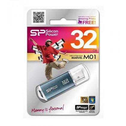 فلش مموری سیلیکون پاور Silicon Power MARVEL M01 USB 3.1 32GB