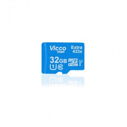 مموری میکرو ویکومن Vicco Class10 433X 65MB/s U1 32GB