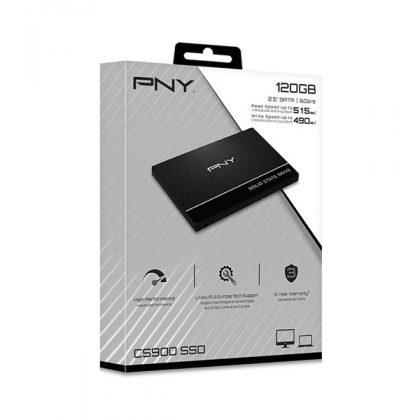 حافظه اس اس دی پی ان وای PNY CS900 Series 120GB