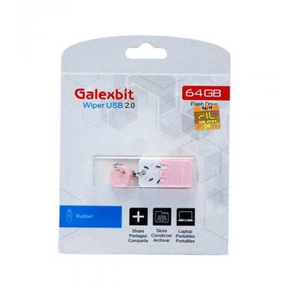 فلش مموری گلکسبیت Galexbit Wiper 64GB