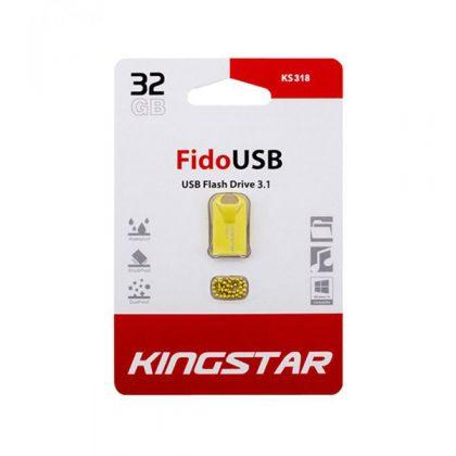 فلش مموری کینگ استار KingStar KS318 USB 3.1 32GB