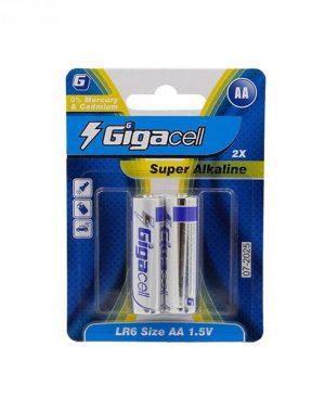 باتری قلمی آلکالاین گیکاسل Gigacell LR6