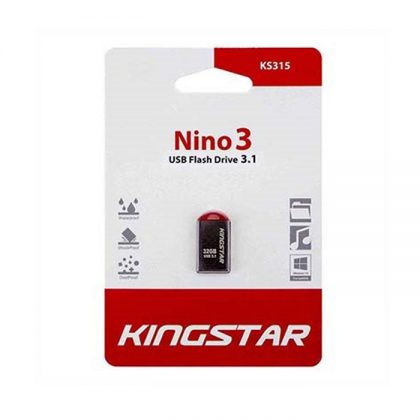 فلش مموری کینگ استار  KingStar KS315 Nino3 USB 3.1 16GB