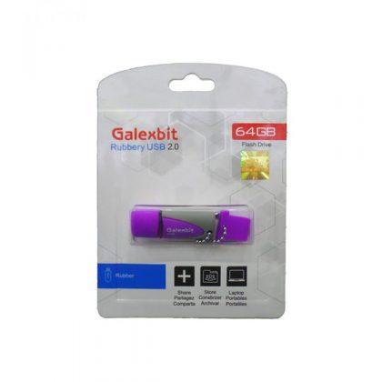 فلش مموری گلکسبیت Galexbit Rubbery 64GB