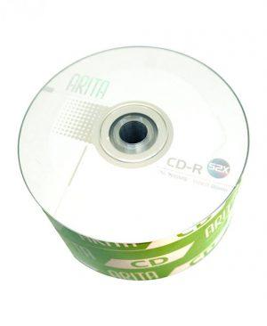 سی دی خام آریتا ۵۰ عددی Arita CD-R