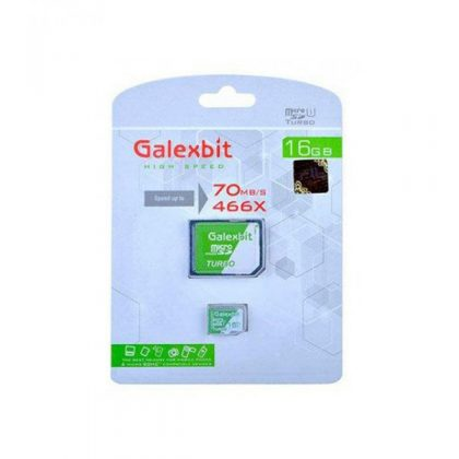 مموری میکرو گلکسبیت Galexbit 466X 70MB/S 16GB