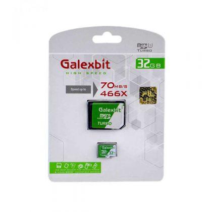 مموری میکرو گلکسبیت Galexbit 466X 70MB/S 32GB