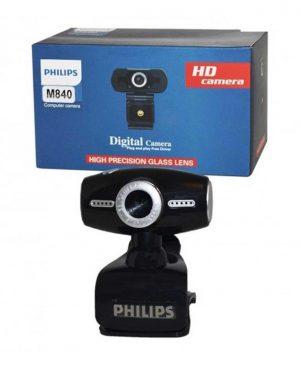 وب کم طرح فیلیپس PHILIPS M840
