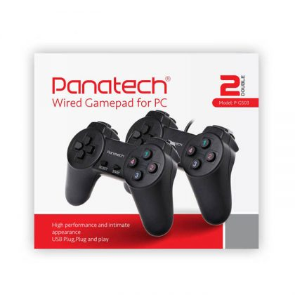 دسته بازی دوبل ساده پاناتک Panatech P-G503
