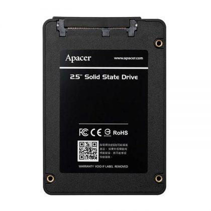 حافظه SSD اینترنال اپیسر Apacer AS340 Panther 120GB