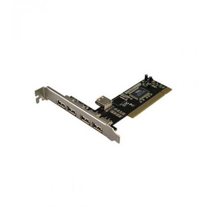 کارت ۴ پورت + ۱ پورت داخلی USB2.0